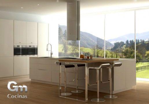 Diseño de cocinas a medida en Madrid | Cocinas más | Reformas