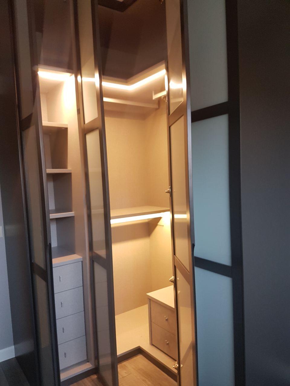 entrada armario moderno