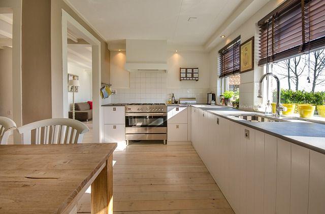 reforma la cocina a planta abierta