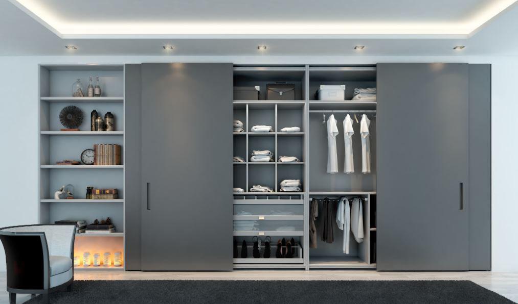 estilo fancy closet