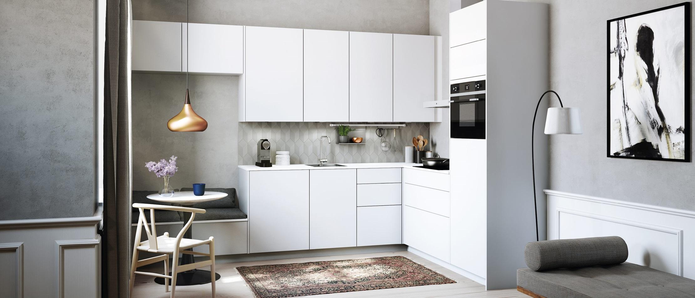 las cocinas en 2019