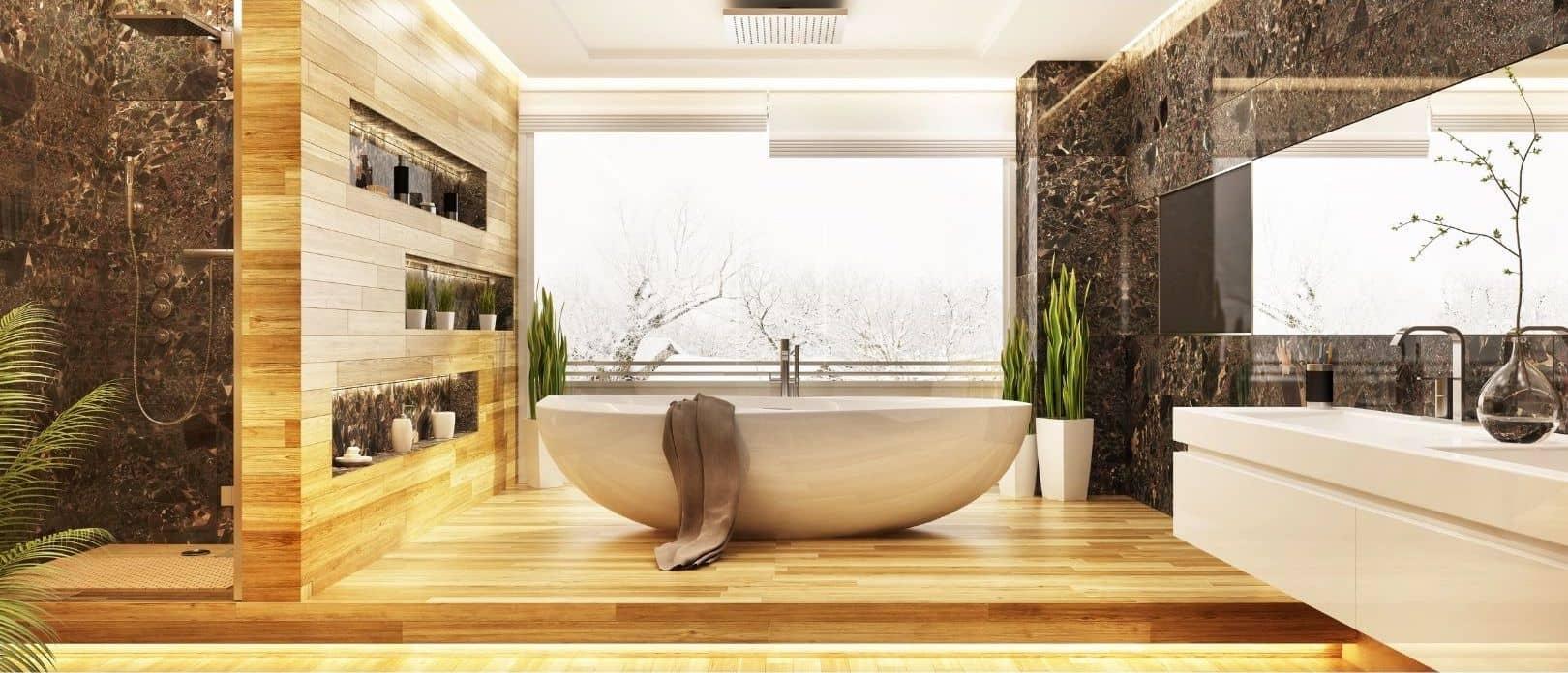 Creación de muebles de baño a medida